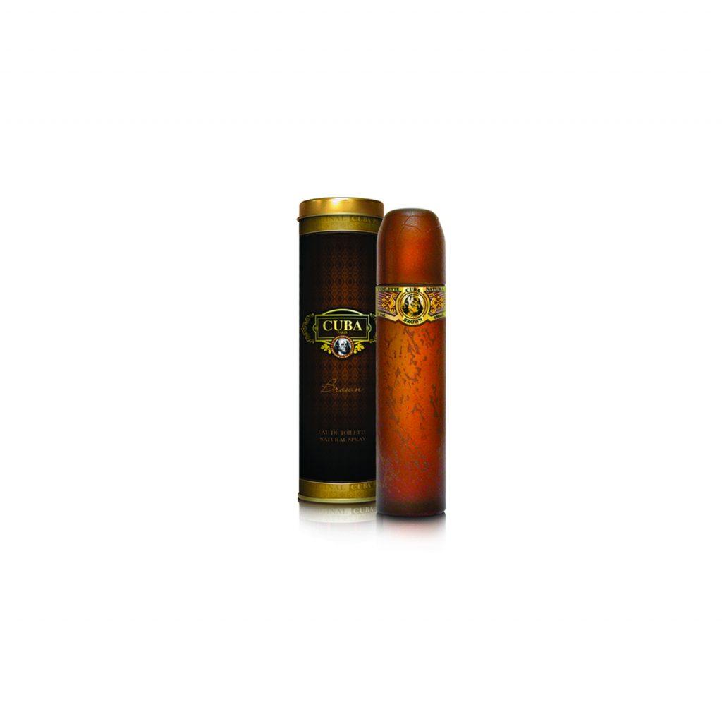 Cuba Brown Perfume