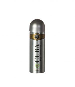 Cuba Gold Body Spray