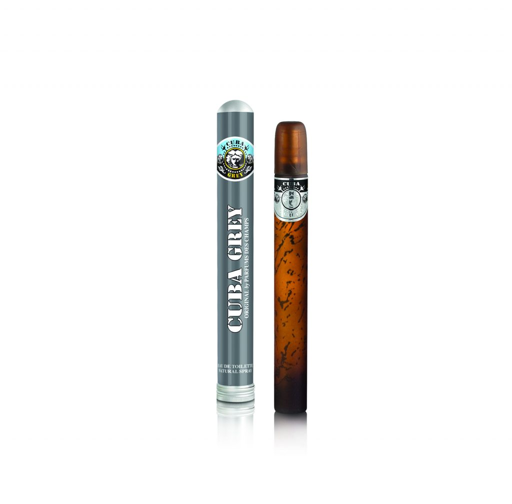 Cuba Grey Perfume 35ml