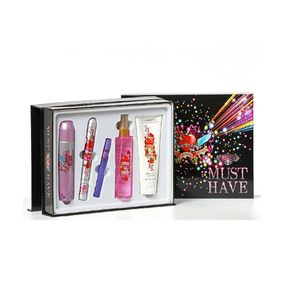 Cuba Heartbreaker Must Have Gift Set