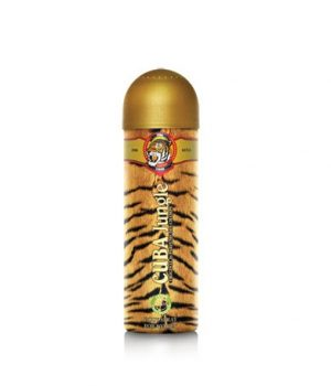 Cuba Jungle Tiger Body Spray for Women 200ml