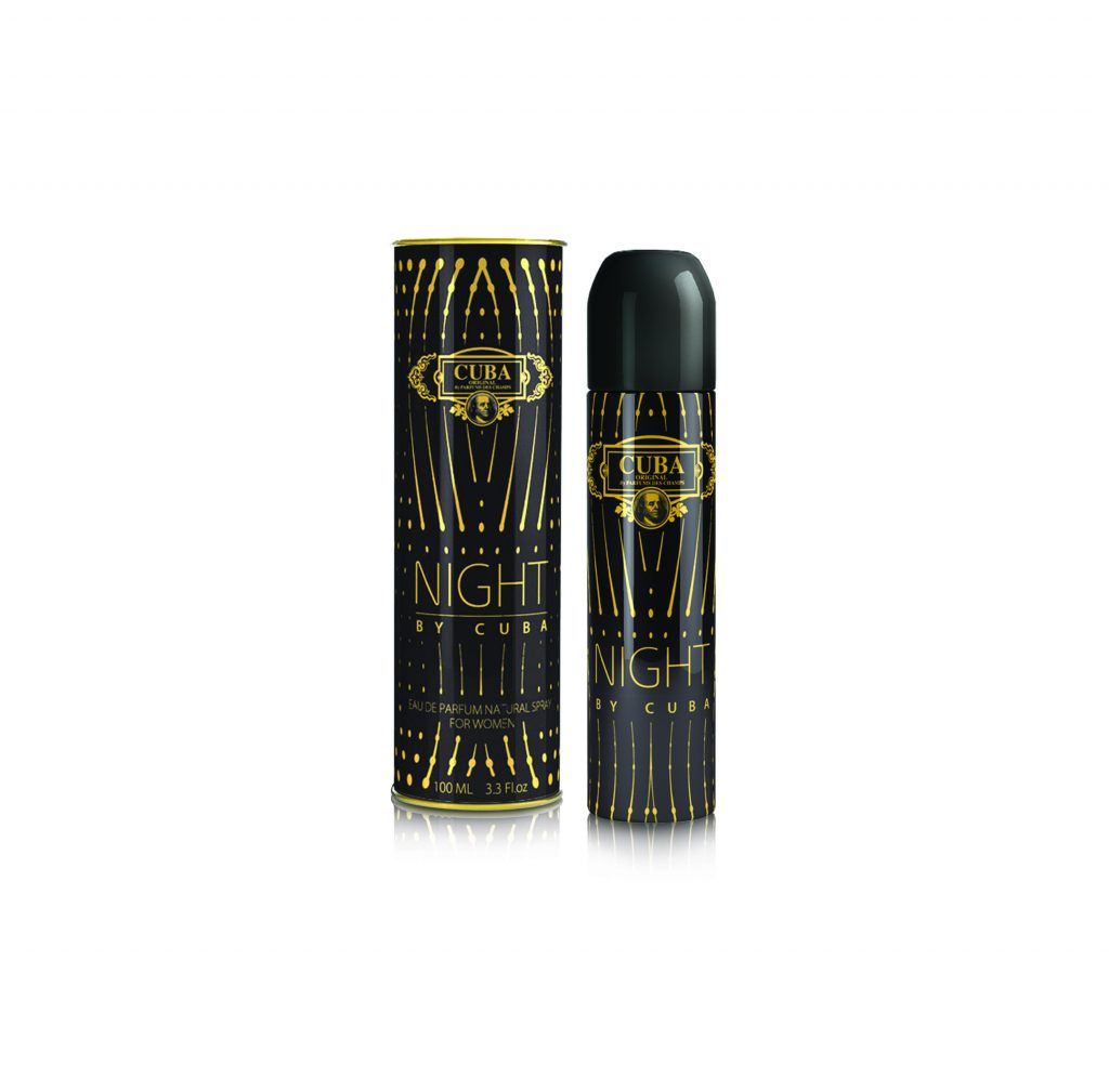 Cuba Night Perfume Women