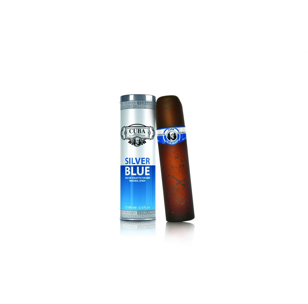 Cuba Silver Blue Perfume