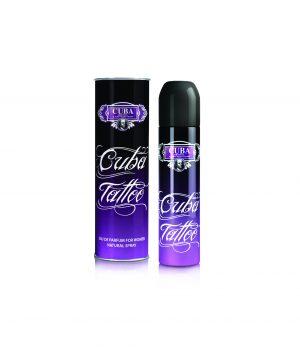 Cuba Tattoo Perfume Women