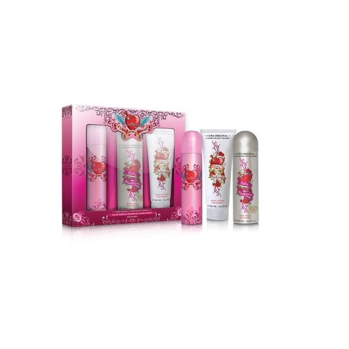 Cuba Heartbreaker Collection Gift Set (5425017736943)