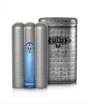 Cuba Prestige Platinum Perfume 90ml
